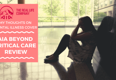 AIA Beyond Critical Care Review – My Thoughts On Mental Illness Cover