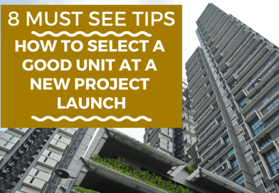 How to select a good unit at a NEW project launch – 8 Must see tips!