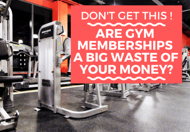 Are Gym Memberships A BIG Waste Of Your Money? – A NEW solution!