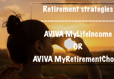 Retirement Planning With AVIVA MyLifeIncome & AVIVA MyRetirementChoice