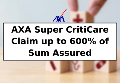 AXA Super CritiCare | Claim up to 600% of Sum Assured