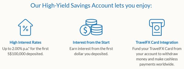 RHB High Yield Savings Account