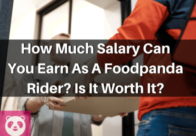 How Much Can You Earn As A Foodpanda Rider With NEW Dynamic Service Fee? Is it worth it?