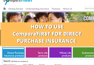 How To Use CompareFirst To Find Direct Purchase Insurance Plans?