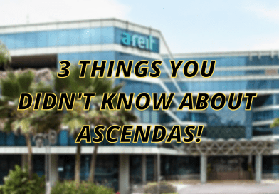 3 Things you didn't know about Ascendas Reit!
