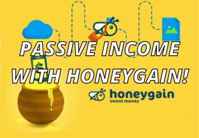 Earn USD$17/Month Passive Income with Honeygain?