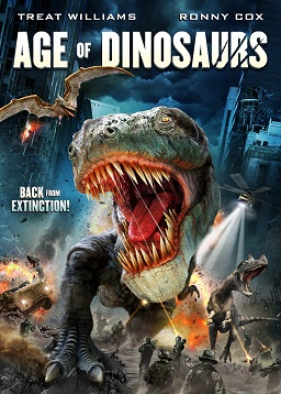 AGE OF DINOSAURS Movie Poster