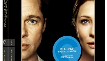 the curious case of benjamin button criterion collection blu ray benjamin button criterion blu ray special edition cover art revealed
