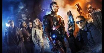 DC's Legends of Tomorrow: The Complete First Season (TheaterByte Blu-ray Review)