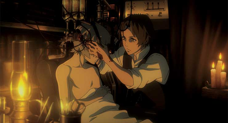 The Empire of Corpses (TheaterByte Blu-ray Review)