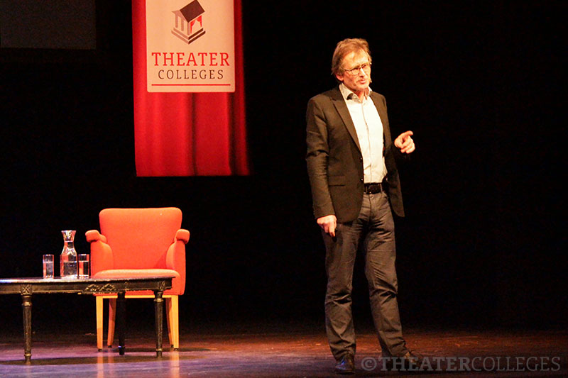 Theatercollege Ben Feringa