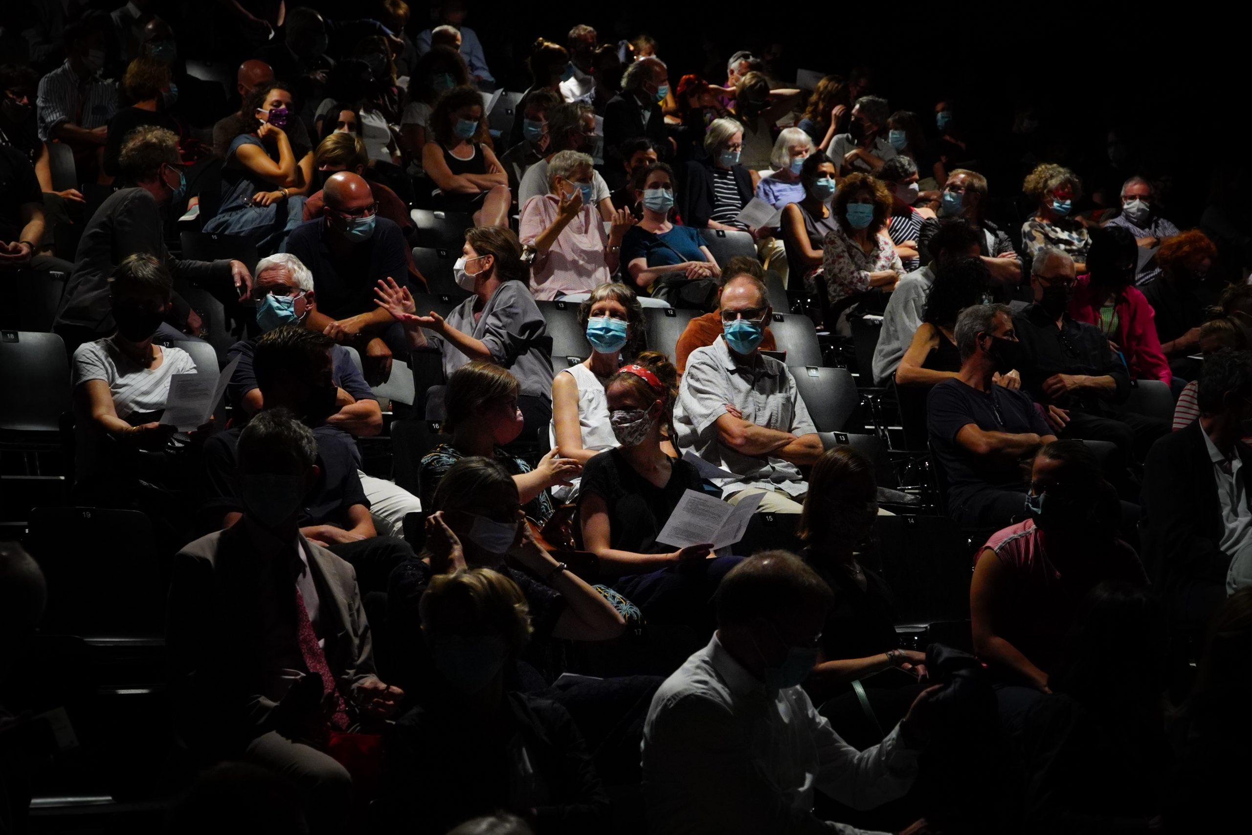 Zuschauer*innen-Seminar