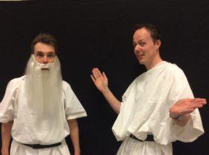 Proletes en Herpes - Theatergroep SNEU Utrecht speelt OMG