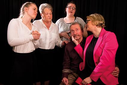 An allem war´n ie Pillen schuld! - Theater Komödie 2018 Hamburg Lurup