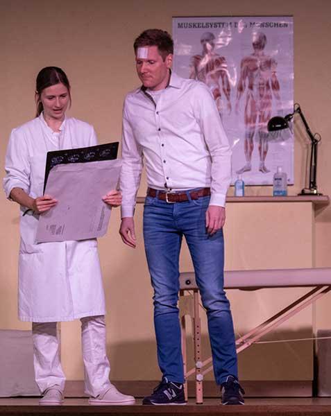 Männergrippe -Theater Komödie 2020 Hamburg Lurup