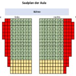 Saalplan - Theater Hamburg Lurup
