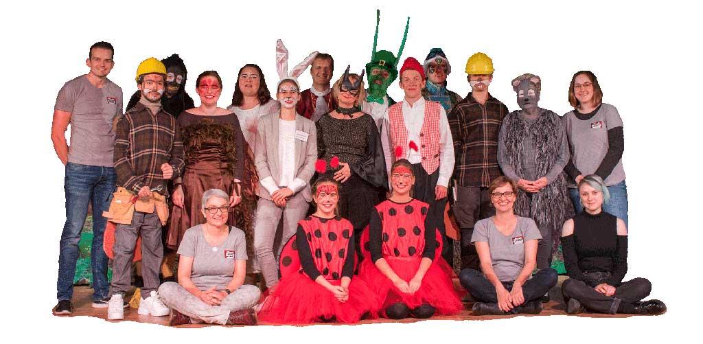 Theatergruppe Swatten Weg