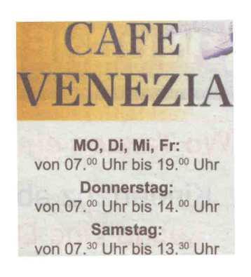 LOGO Cafe Venezia