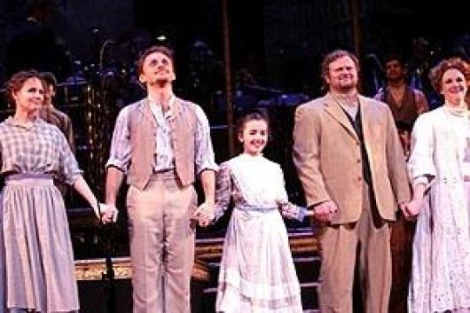 A Tree Grows In Brooklyn, City Center Encores