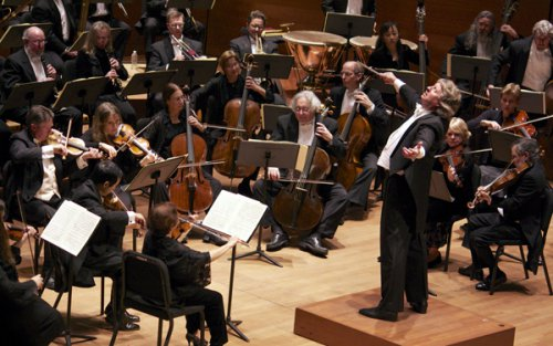 American Symphony Orchestra with Maestro Thomas Crawford (Photo credit: Bill Neumann)