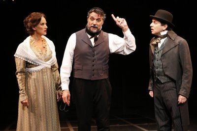 Bock and Harnick musical based on the lives of the famed Jewish banking family returns in a streamlined version with 13 trunk songs and more focused plot.