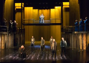 "The Company of the RSC's ""Richard II"" (Photo credit: Richard Termine)"