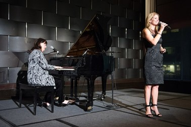 Ann Hampton Callaway, Kelli O Hara -  Photo: Christine Butler
