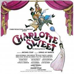 """""""Charlotte Sweet"""" CD Cover (Art work: Frederick Marvin)"""
