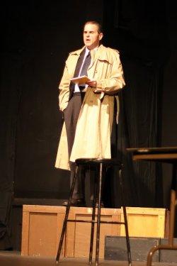 "Joseph Menino in a scene from ""Murrow"""