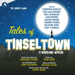 """Tales of Tinseltown"" CD Cover"