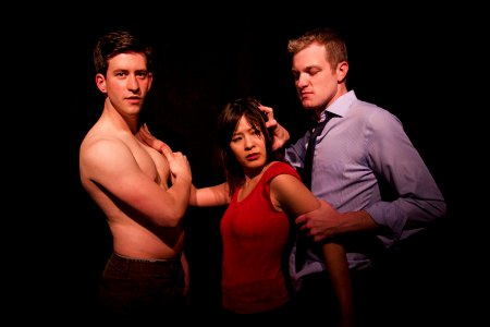 Rsized 450 - Max Meyers, Meggy Hai Trang and Chad Ryan in BLANKETS_AND_BEDTIME_(Bryan Cash)