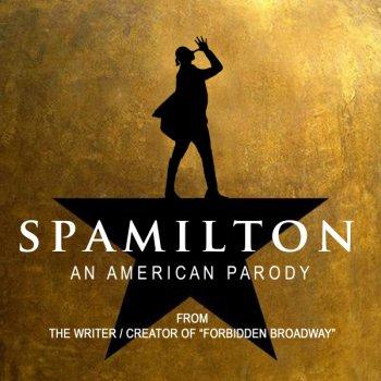 Resized 350 - Spamilton Poster