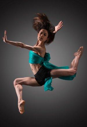 Laurie Déziel (Photo credit: Vandy Photography)