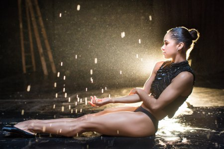 Misty Copeland (Photo credit: Gregg Delman)