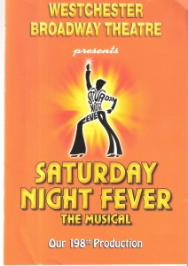 Saturday Night Fever program