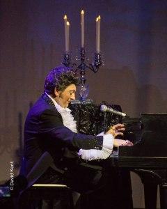 David Maiocco as Liberace. Photo: David Kent