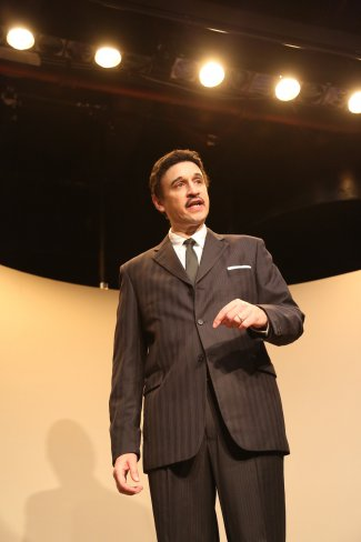 "Timothy Simonson in a scene from ""Adam"" (Photo credit: Gerry Goodstein)"