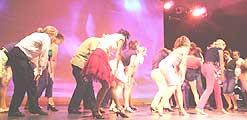 Tänzerinen und Tänzer