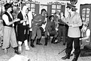 Der Gemeinderat auf Urlaubsreise 1976