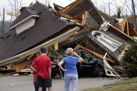 Tornado Outbreak Rips Across Deep South; At Least 5 Dead | The Atlanta Voice