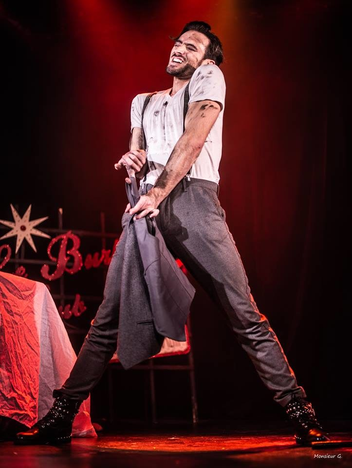 Cabaret Burlesque