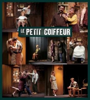 à voir au théâtre à Paris coiffeur