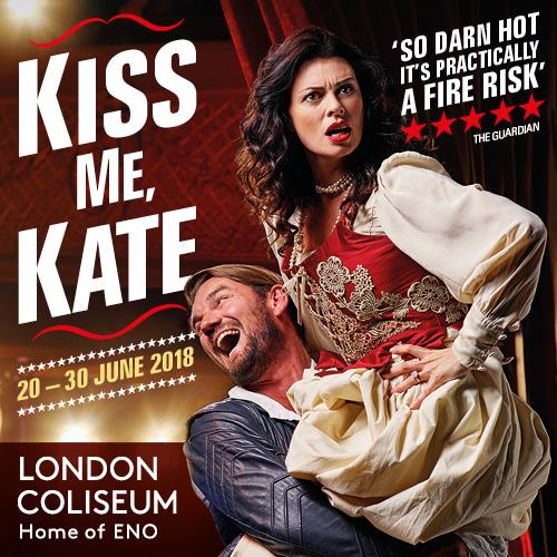 Kiss Me, Kate at The London Coliseum