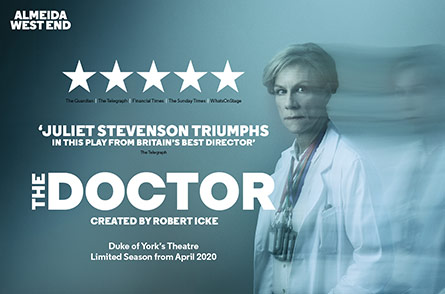 The Doctor Transfers to the West End