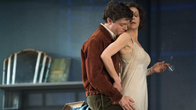 "<div class=""category-label-review"">Review</div><div class=""category-label"">/</div>The Deep Blue Sea at the National Theatre"
