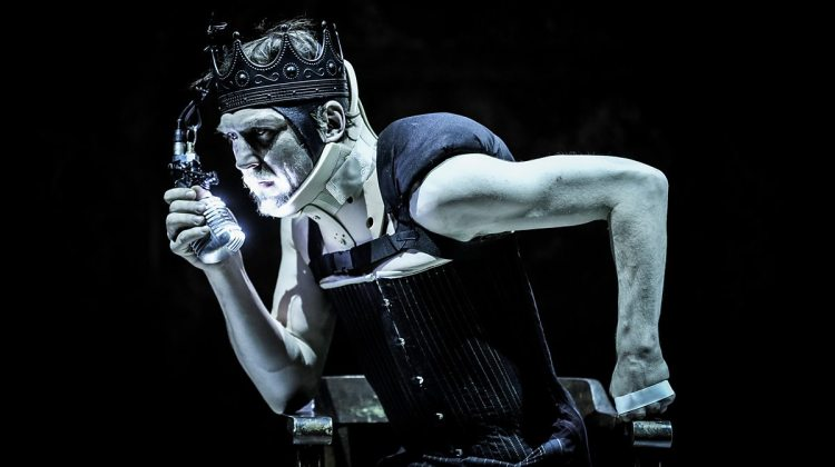 "<div class=""category-label-review"">Review</div><div class=""category-label"">/</div>Ed Fringe 2016: Richard III at the Edinburgh International Festival"