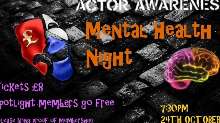 "<div class=""category-label-review"">Review</div><div class=""category-label"">/</div>Mental Health Night at The Spotlight Studios"