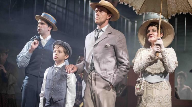 "<div class=""category-label-review"">Review</div><div class=""category-label"">/</div>Ragtime at the Charing Cross Theatre"