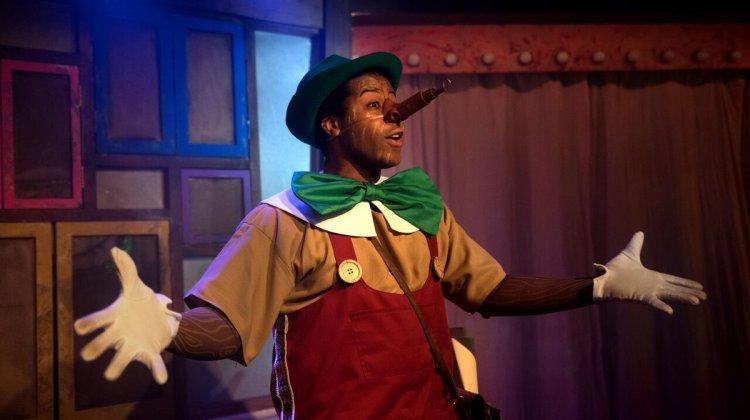 "<div class=""category-label-review"">Review</div><div class=""category-label"">/</div>Pinocchio at the King's Head Theatre"