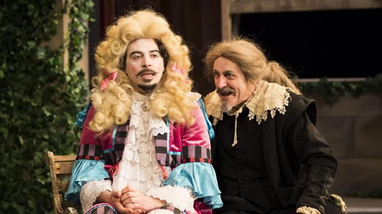 "<div class=""category-label-review"">Review</div><div class=""category-label"">/</div>The Miser at the Garrick Theatre"